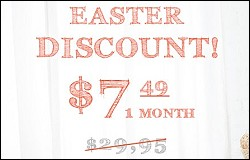 Easter Deal from 1PassForAllS